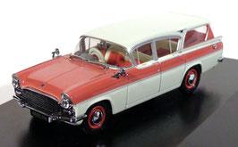 Vauxhall Cresta PA Friary Estate 1957-1962 RHD rosa / weiss