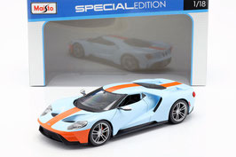 "Ford GT 2017-2018 ""Gulf hellblau / orange"