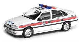 Vauxhall Cavalier MK III 2.0 16V LS RHD Phase II 1992-1995 Ministry of Defence Police GB weiss