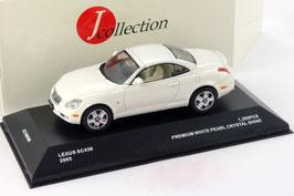 Lexus SC 430 Phase II 2006-2010 Premium White Pearl Crystal Shine