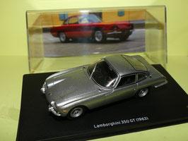 Lamborghini 350 GT 1964-1967 silber met.