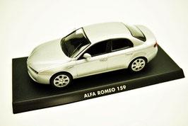 Alfa Romeo 159 Berlina 2005-2011 silber met.
