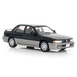 Mitsubishi Galant VR-4 1991 schwarz / silber met.