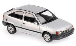 Opel Kadett E Phase II 1989-1991 silber met.