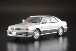 Mitsubishi Sigma / Diamante Sedan 1990-1996 RHD silber / dunkelgrau met.