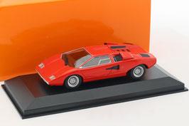 Lamborghini Countach LP400 1974-1978 rot