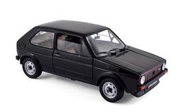 VW Golf I GTI Phase I 1976-1978 schwarz