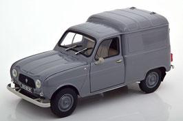 Renault 4 Fourgonnette 1965 grau