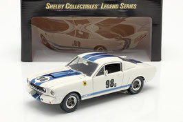Ford Mustang Shelby GT350 R #98B 1965 Terlingua Racing weiss / blau