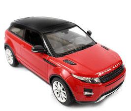 Range Rover Evoque Coupé Phase I 2011-2015 rot / schwarz