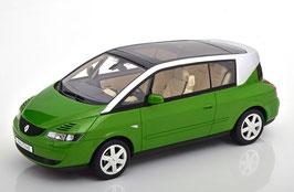 Renault Avantime 2001-2003 grün met. / silber