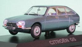 Citroën GS Berline 1970-1979 hellblau met.