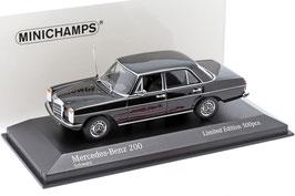 Mercedes-Benz 200 D W115 1968 schwarz