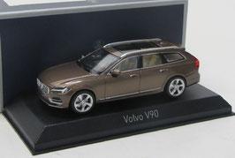Volvo V90 seit 2016 Twilight bronze met.