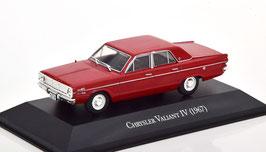 Chrysler Valiant IV 1967 dunkelrot