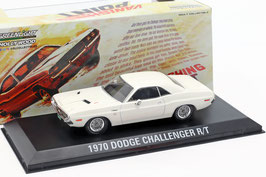 "Dodge Challenger RT 1970 ""Film Vanishing Point 1971"" weiss"