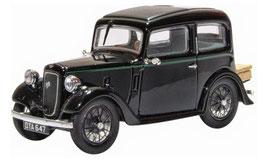 Austin Seven Ruby Saloon 1934 schwarz RHD