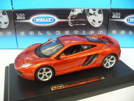 McLaren MP4-12C 2011-2014 copper met.