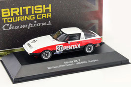 Mazda RX-7 #20 BTCC Champion 1980 Win Percy