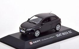 Seat Ibiza IV SC Phase I 2008-2012 schwarz