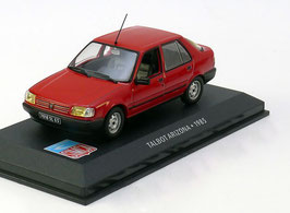 Talbot Arizona 1985 rot (wurde später zum Peugeot 309)