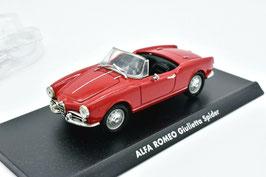 Alfa Romeo Giulietta Spider 1954-1958 rot