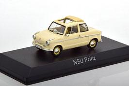 NSU Prinz II 1959-1960 beige