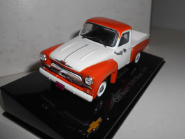 "Chevrolet 3100 ""Brasil"" Pick Up 1959 orange / weiss"