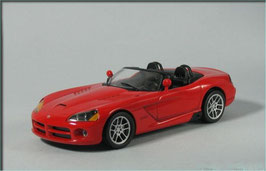 Chrysler Viper SRT-10 Roadster 2003-2010 rot
