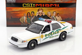 "Ford Crown Victoria 2003 ""Miami Dade Police / TV-Serie CSI Miami 2002-2012"""
