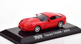 TVR Tuscan T440R 2003-2008 rot