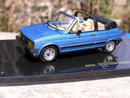 Talbot Samba Cabriolet 1982-1982 blau met.