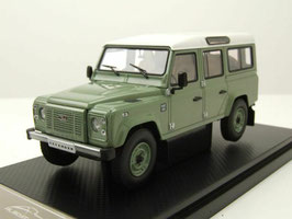 Land Rover Defender I 110 Heritage Edition 2015 helloliv / weiss