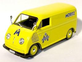 """DKW F 89 L Schnelllaster Kasten 1949-1962 """"Moritz"""" gelb"""