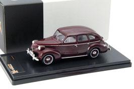 Volvo PV60 Limousine 1946-1950 dunkelrot