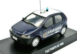 "Fiat Punto SX Typ 188 Phase I 1999-2003 ""Carabinieri Aeronautica Militare dunkelblau / weiss"""