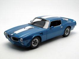 Pontiac Firebird II TransAm Phase I 1970-1974 blau met. / weiss
