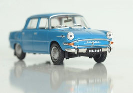 Skoda 1000 MB 1964-1969 blau