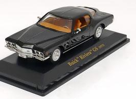 Buick Riviera GS 1973-1976 schwarz