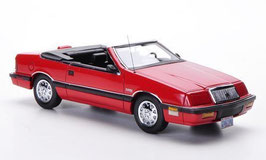Chrysler LeBaron III Convertible Phase I 1986-1993 rot