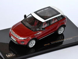 Range Rover Evoque Phase I 2001-2016 rot met. / weiss