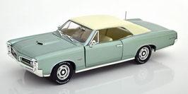 Pontiac GTO 1966 türkis met. / hellbeige