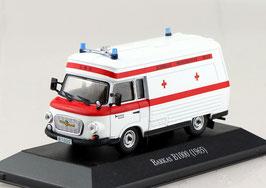 Barkas B1000 Krankenwagen SMH 1965 weiss / rot