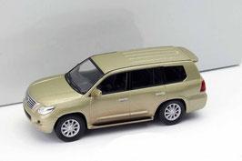 Lexus LX 570 III seit 2008 gold met.
