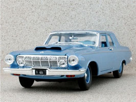 Dodge 330 Coupé 1963 blau met.
