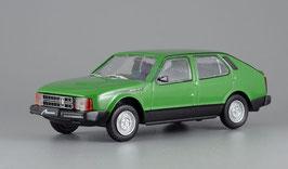 Moskwitsch C-1 / Meridian 1700 TS 1975 Concept Car grün