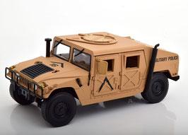 "Hummer Humvee 1992-2006 ""Military Police beige"""