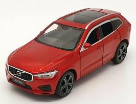 Volvo XC60 II seit 2017 Fusion rot met.