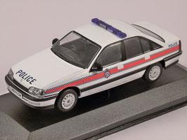 Vauxhall Carlton 2.6i MK II PhaseII 1990-1994 South Wales Police Force RHD