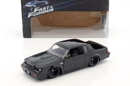 "Buick Grand National 1984-1987 schwarz ""Dom's Fast and Furious 2009"""
